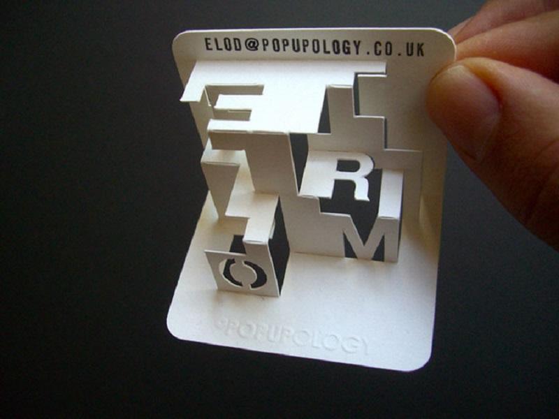 3D-визитка